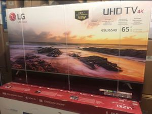 """LG 65UJ6540 65"""" 4K UHD HDR LED Smart TV 2160p (FREE DELIVERY) for Sale in Tacoma, WA"""
