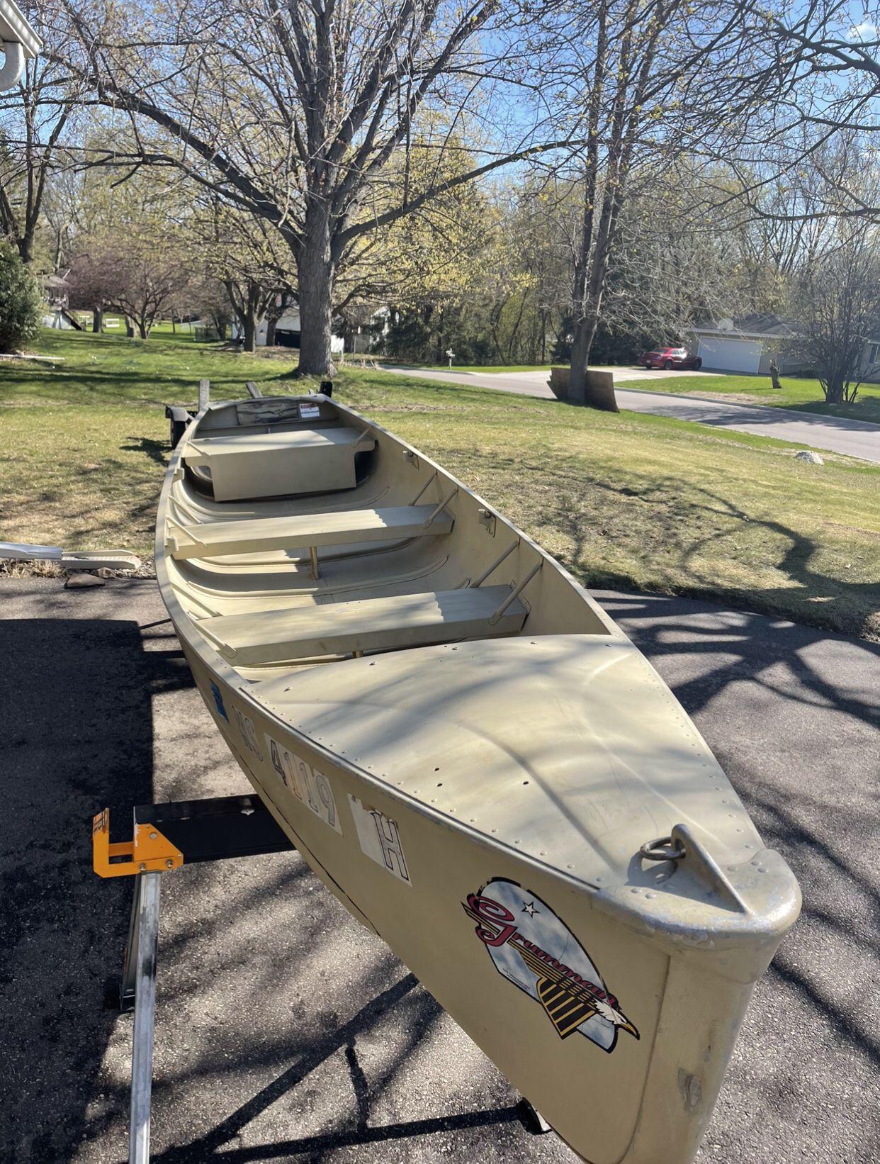 Photo Gruman 15 Fishing Boat