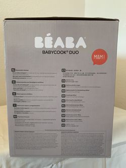 Beaba Babycook Duo Baby Food Maker Thumbnail