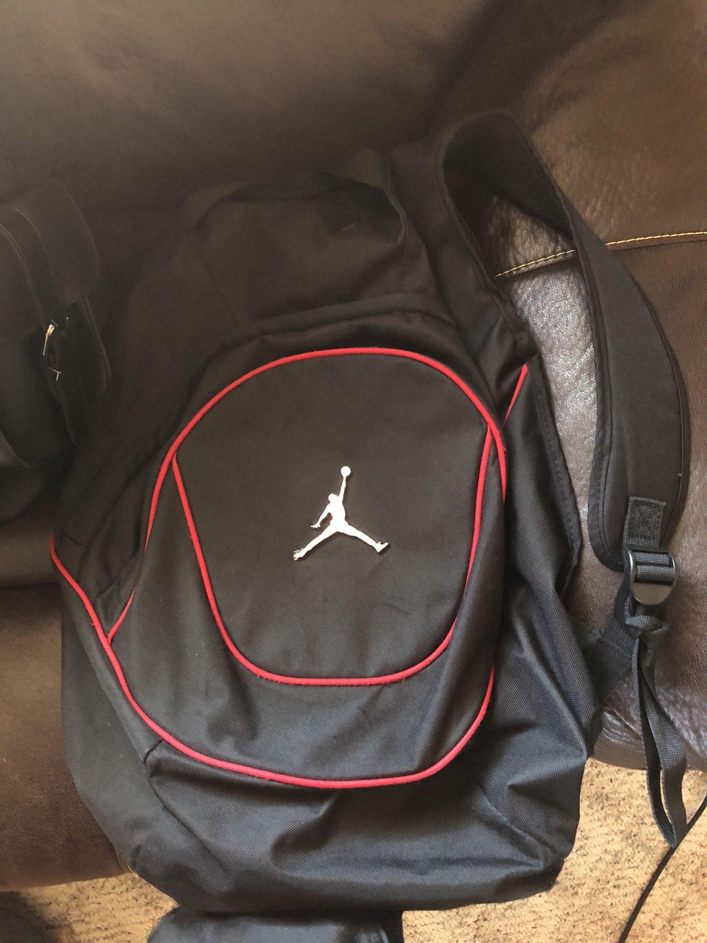 Jordan Back to school bag