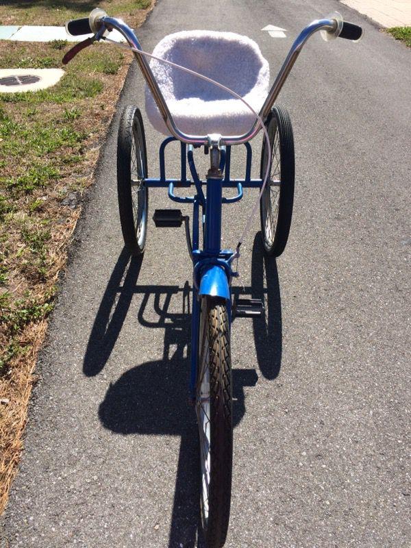Trailmate Ez Roll Regal 26 Adult Tricycle Vintage For Sale In