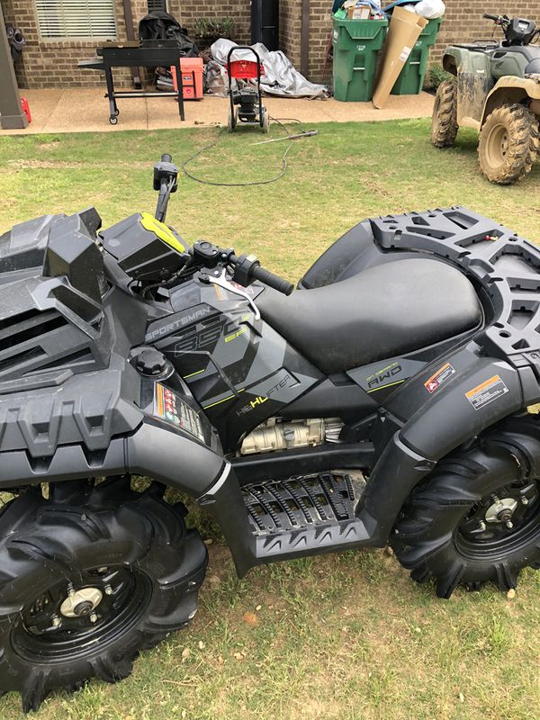2020 850 polaris highlighter 25.2 hours and 152 miles