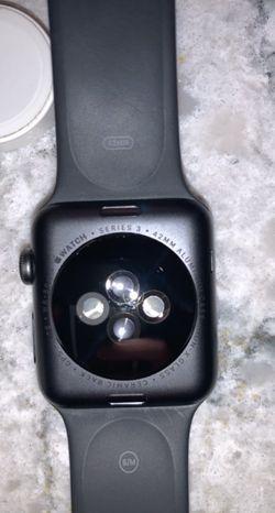 Apple Watch 3 Gray 42mm GPS + Cellular Thumbnail
