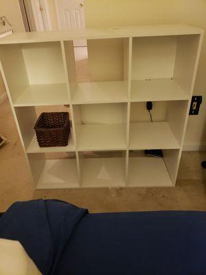Bookshelf & lamp for Sale in Fairfax, VA