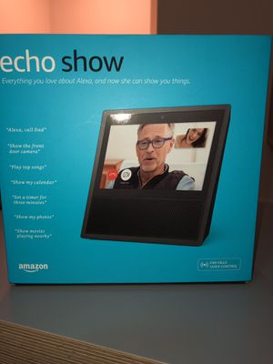 Echo show for Sale in Alexandria, VA