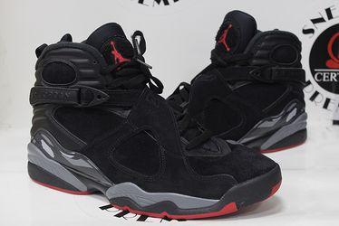 "Jordan 8 ""Black Cement"" Thumbnail"