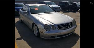 2002 MERCEDES W215 CL500 FOR PARTS for Sale in Dallas, TX