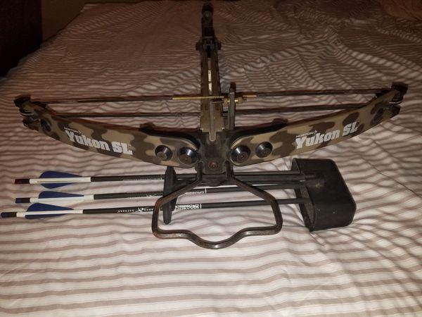 Horton Yukon Sl Crossbow For Sale In Alabaster Al Offerup