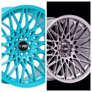 """F1R 18"""" Wheels 5x114 5x112 5x100 (only 50 down payment/ no CREDIT CHECK) for Sale in Sterling, VA"""