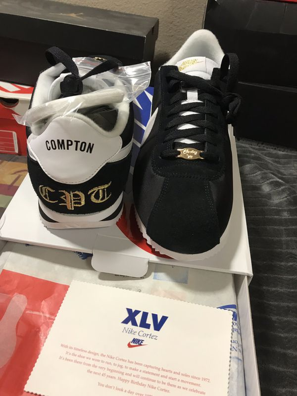 brand new b68b7 02f03 Nike Cortez Compton Edition for Sale in YPG, AZ - OfferUp