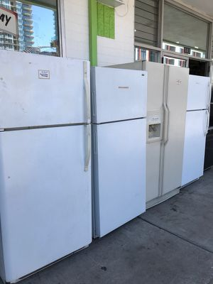 Refrigerators! Price range from $50-$100 for Sale in San Diego, CA