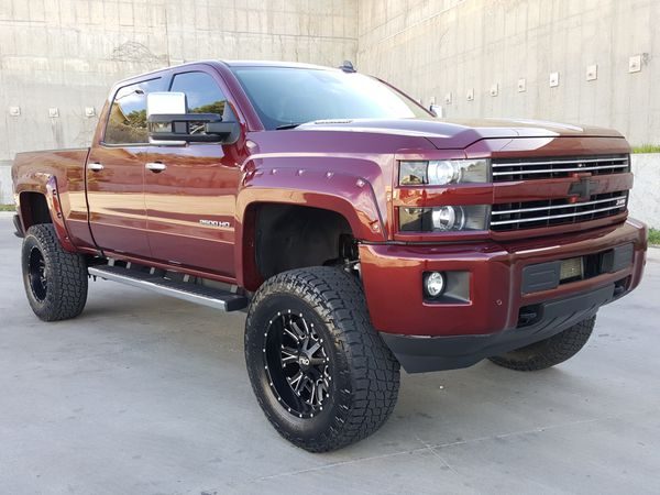 Beast Duramax Lifted 2016 Chevy Silverado For In Denver Co Offerup