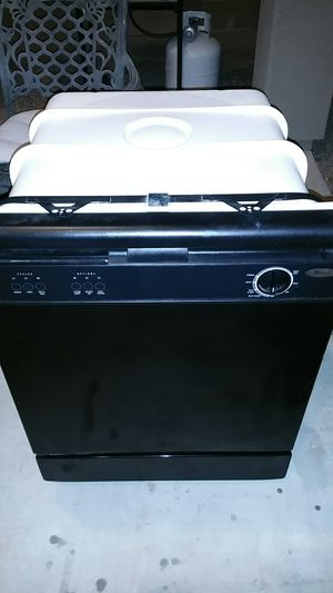 Used Whirlpool 280 Dishwasher, energy star, for Sale in Laveen Village, AZ