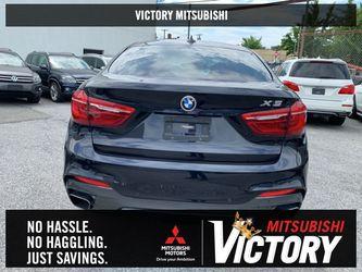 2016 BMW X6 Thumbnail