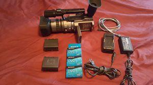Sony video camera for Sale in Phoenix, AZ