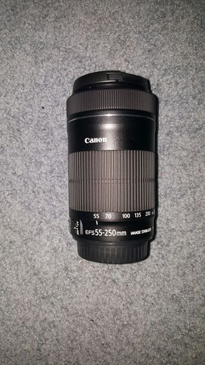 EF-S 55-250mm f/3.5-5.6 IS STM for Sale in Richmond, VA
