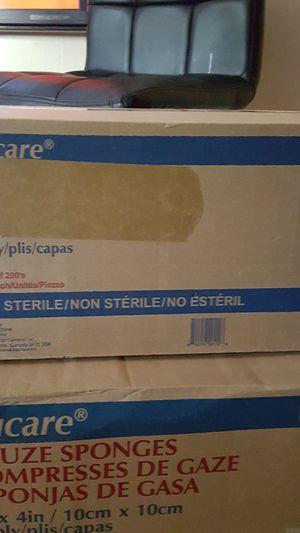 Ducare Gauze Sponges 4×4 (Non-Sterile) for Sale in Laurel, MD