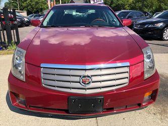 2005 Cadillac CTS Thumbnail