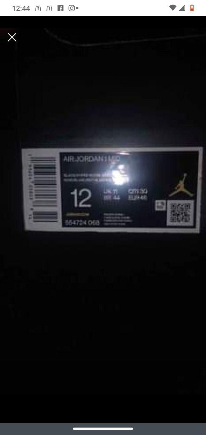 Nike Air Jordan 1 Mid Hyper Royal