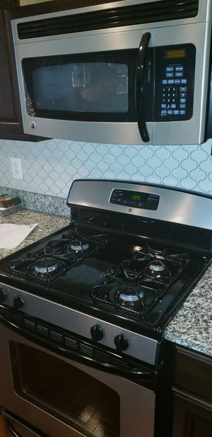 Gas range General Electric for Sale in Silver Spring, MD