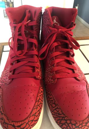 8dc4ccb6e07173 ... germany air jordan 1 red elephant print size 14 like new for sale in  diamond bar