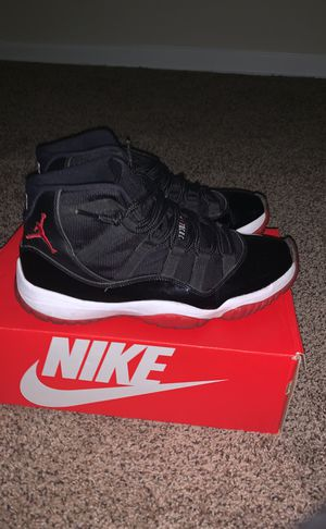 Jordan Bred 11's (Size 10) for Sale in Oxon Hill, MD