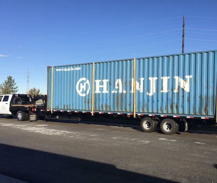 40' High Cube Used Connex Storage Containers for Sale!