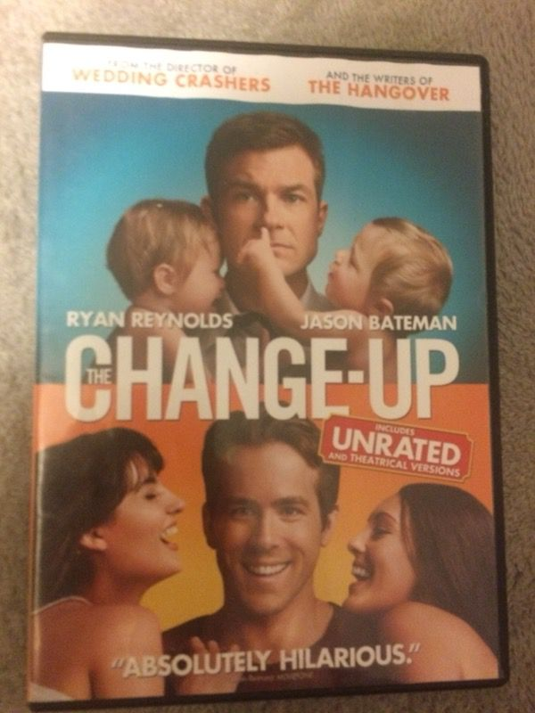 Change Up Dvd Unrated Version