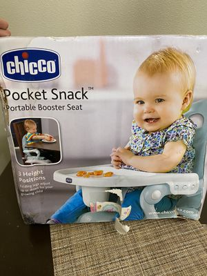 Photo Chicco baby portable chair