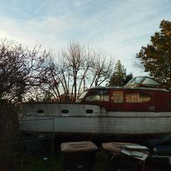 Chris Craft Boat Thumbnail