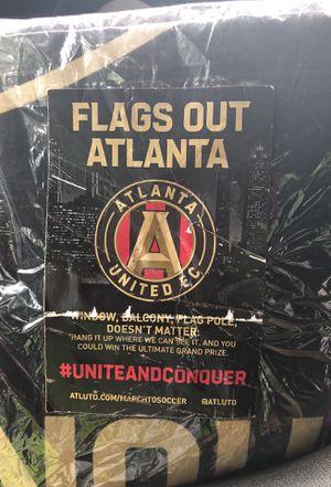 Atlanta FC flag for Sale in Atlanta, GA