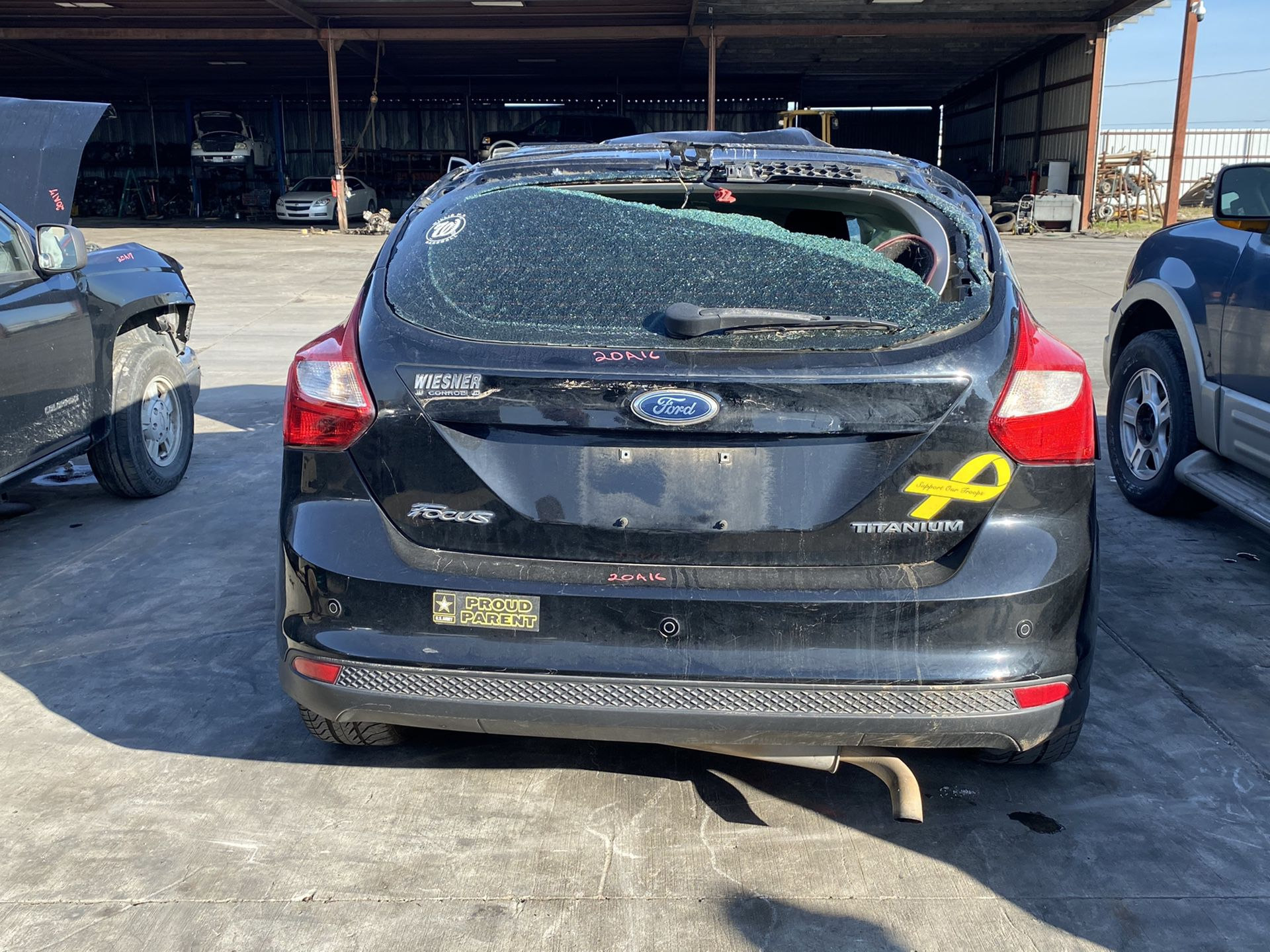 2012 Ford Focus ( FOR PARTS ONLY )