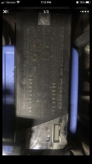 Photo Ma audio 4400 watts