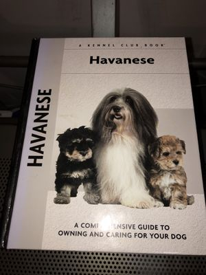 A Kennel Club Book/Guide For Havanese Dogs for Sale in Miami, FL