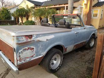 1969 Chevrolet blazer Thumbnail
