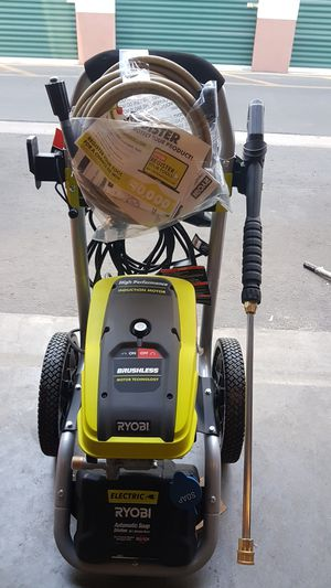NEW RYOBI 2300 PSI PRESSURE WASHERS for Sale in Phoenix, AZ