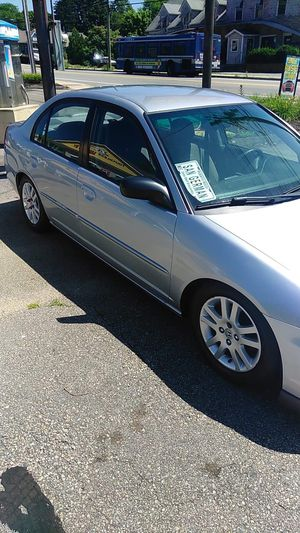 PRICE DROP 2002 honda civic lx for Sale in Norwich, CT - OfferUp