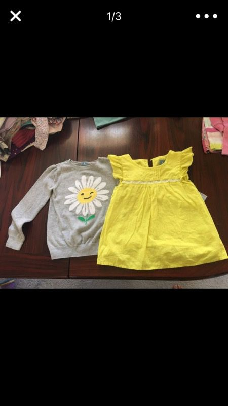 Gently Worn Girls Name Brand Clothes more