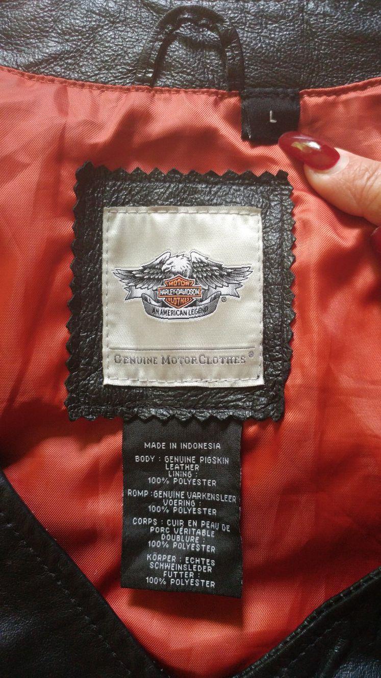 Women's Harley Davidson Vest