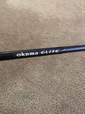 Okuma elite fishing rod for Sale in Monterey Park, CA