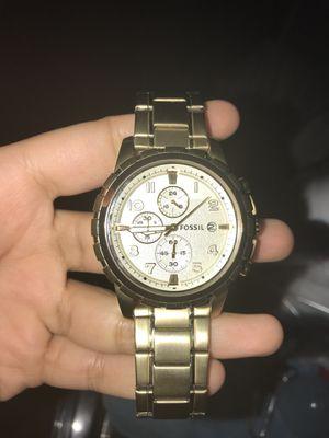 fossil watch for Sale in Manassas, VA
