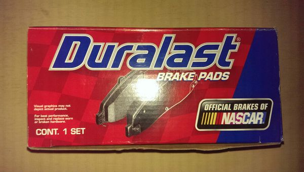 Duralast Brake Pads >> Duralast Brake Pads For Sale In Gardena Ca Offerup