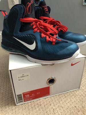 Nike Lebron 9 Swingman for Sale in Arlington, VA