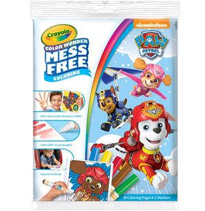 Crayola Paw Patrol Color Wonder Set for Sale in Washington, DC