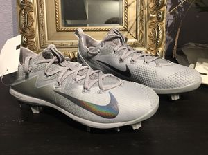 Baseball cleats Nike Luna vapor untra fly size 9.5 for Sale in St. Louis, MO