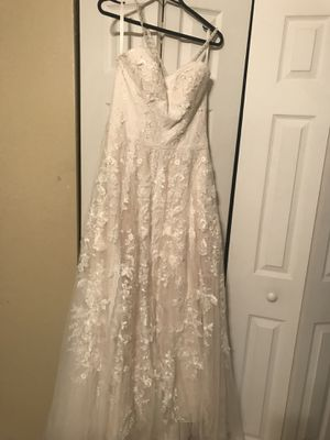 David's bridal wedding dress for Sale in Kissimmee, FL