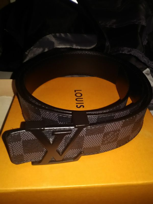 b2e55567ef5f Louis Vuitton belt size 36 for Sale in Saint Paul