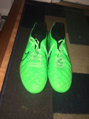Nike soccer cleats for Sale in Silver Spring, MD