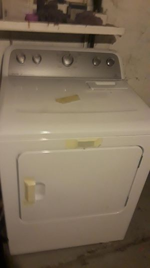 Grey and white top loader Washer n dryer for Sale in St. Louis, MO