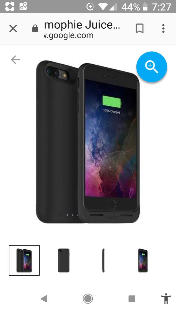 Mophie iPhone 8 plus Juice Pack Air JPA-IP7P for Sale in